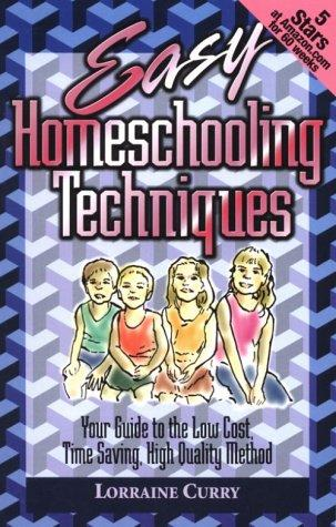 Easy Homeschooling Techniques