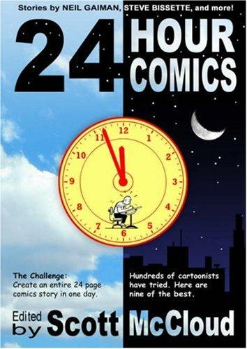 24 Hour Comics by Neil Gaiman