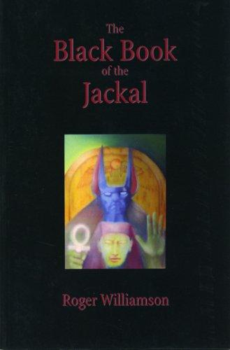 Black Book of the Jackal by Roger Williamson