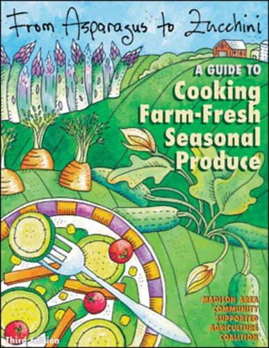 Image 0 of From Asparagus to Zucchini: A Guide to Cooking Farm-Fresh Seasonal Produce