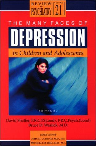 The many faces of depression in children and adolesents by