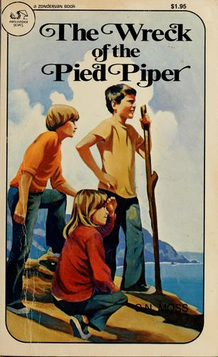 The wreck of the Pied Piper by Charles Norman Moss