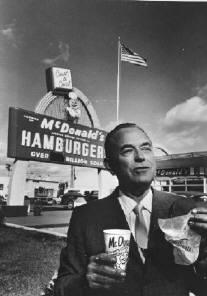 Photo of Ray Kroc