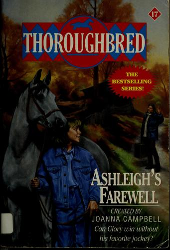 Ashleigh's farewell by Karen Bentley