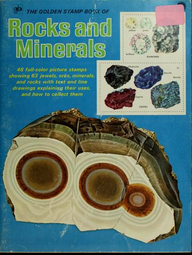 The golden stamp book of rocks and minerals by Paul R. Shaffer
