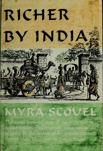 Richer by India by Myra Scovel