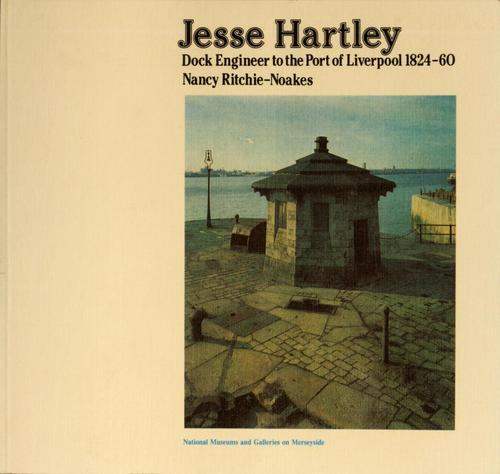 Jesse Hartley by Nancy Ritchie-Noakes