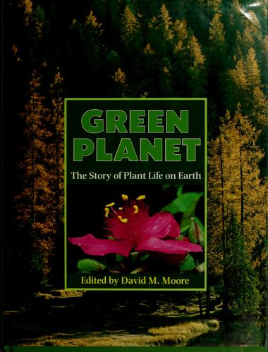 Green planet by D. M. Moore