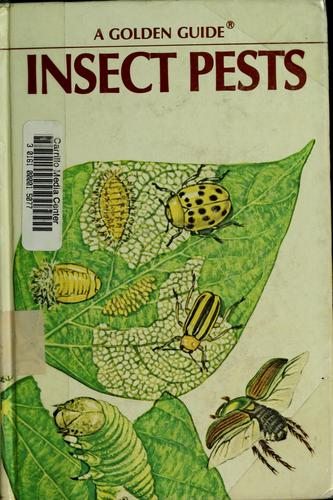 Insect pests by George S. Fichter
