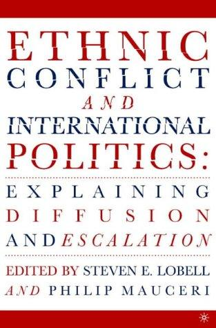 Ethnic conflict and international politics by