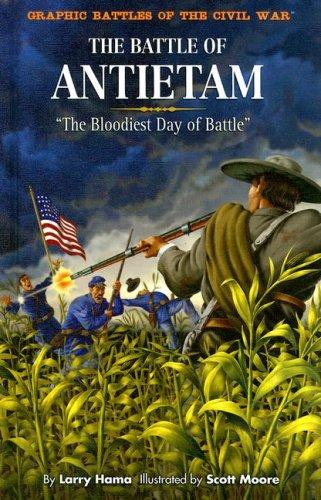 The Battle of Antietam by Larry Hama