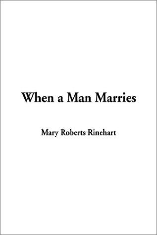 When a Man Marries