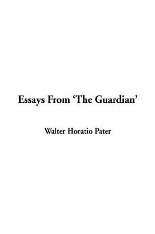 Essays from 'the Guardian