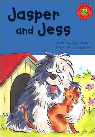 Jasper and Jess by Cassidy, Anne