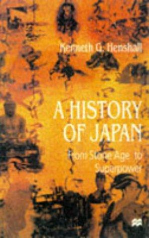 History of Japan by Kenneth G. Henshall