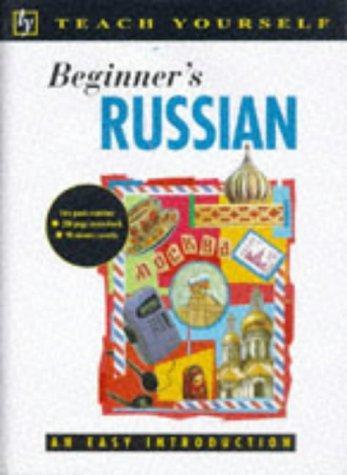 Beginner's Russian (Teach Yourself: Beginner's)