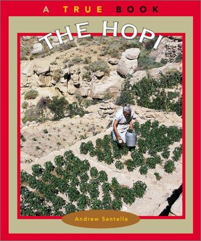 The Hopi by Melissa Stewart