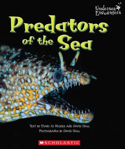 Predators of the sea by Mary Jo Rhodes