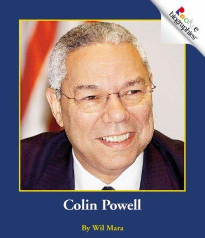 Colin Powell by Wil Mara