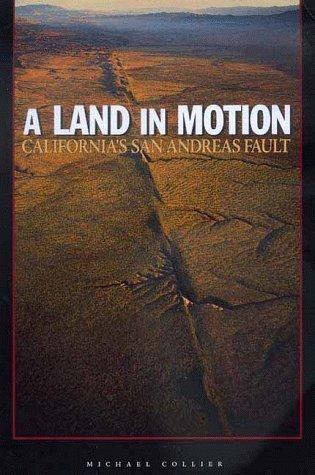 A land in motion by Collier, Michael