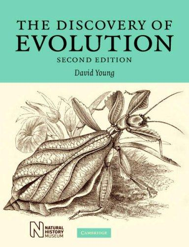 The Discovery of Evolution by David Young