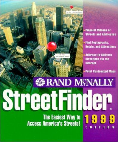 Rand McNally Streetfinder