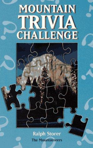 Mountain trivia challenge by Ralph Storer