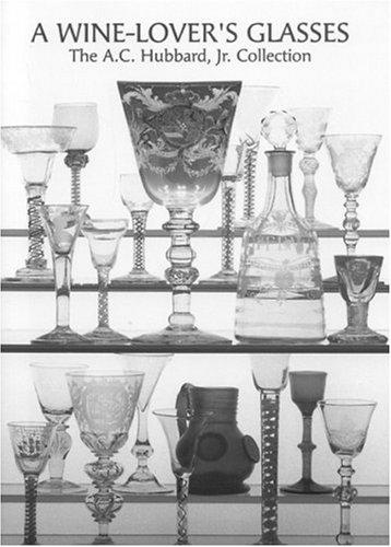A wine-lovers glasses by Ward Lloyd