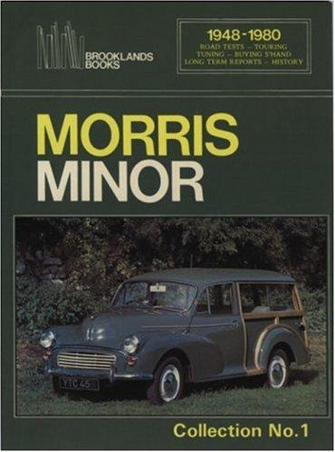Morris Minor Collection No. 1 1948-80 by R. M. Clarke