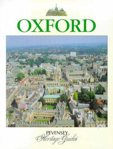 Oxford (Pevensey Heritage Guides) by Michael Hall