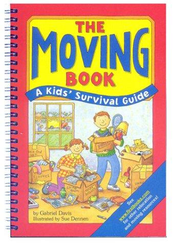 The moving book