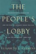 The people's lobby by Elisabeth Stephanie Clemens