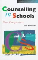 Counselling in Schools by John McGuiness