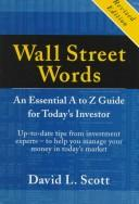 Wall Street words by David Logan Scott