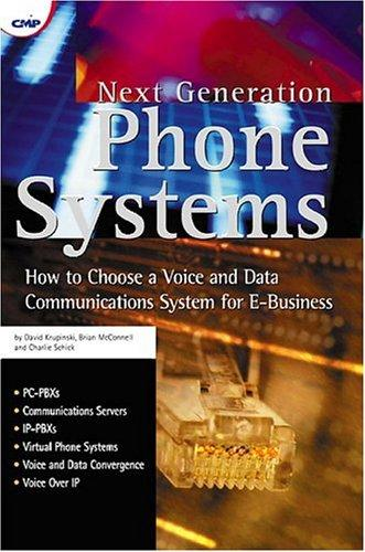 Next generation phone systems by David Krupinski