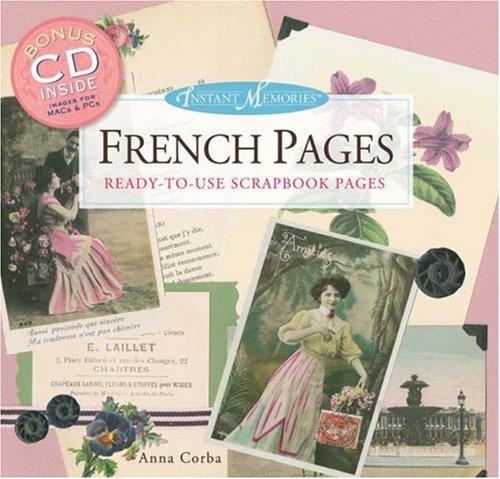 Instant memories: French pages by Anna Corba
