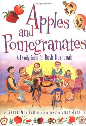 Apples And Pomegranates by Rahel Musleah