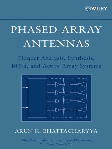 Phased array antennas by Arun Bhattacharyya