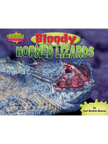 Bloody horned lizards by Lori Haskins