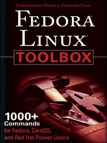 Fedora Linux toolbox by Chris Negus