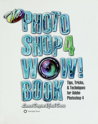 The Photo shop 4 wow! book by Linnea Dayton
