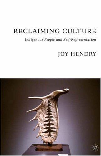Reclaiming Culture by Joy Hendry