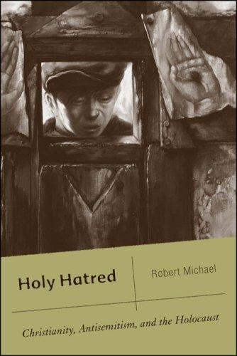 Holy Hatred by Robert Michael