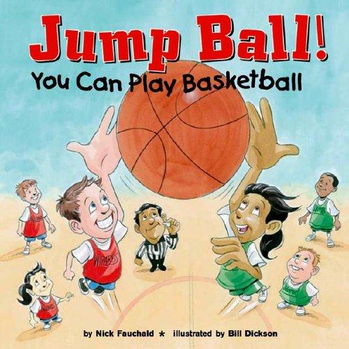 Jump Ball by Nick Fauchald