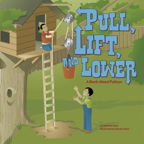 Pull, lift, and lower