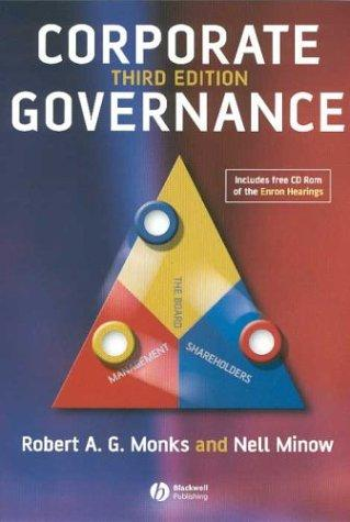 Corporate governance by