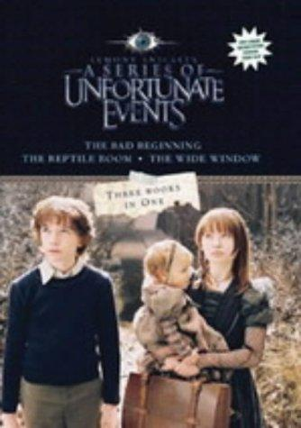 LEMONY SNICKET'S A SERIES OF UNFORTUNATE EVENTS by Lemony Snicket