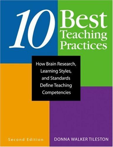 Ten Best Teaching Practices