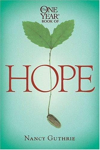 One Year Book of Hope (paperback) by Guthrie, Nancy
