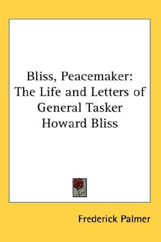 Bliss, Peacemaker